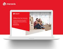 Meravis Website