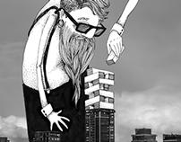 Dreamer in the city