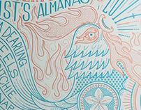 Artist's Almanac 2017