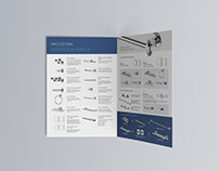Udo Systems – Bathroom Brochure & Website Design