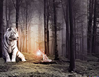 The Forest Tiger Encounter