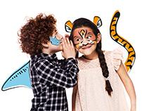 Snazaroo re-branding