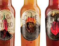 Hot Sauces Blue Zone