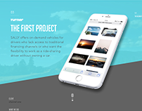 Website Redesign L&F