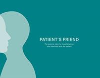 PATIENT'S FRIEND