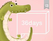 36 Days of Type.