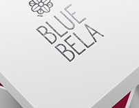 BLUE BELA - Fashion Identity