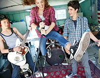 Converse: Garage Band