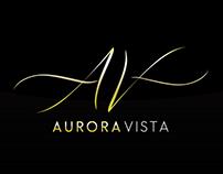 Aurora Vista Logo Design