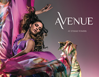 Avenue at Etihad Towers  |  Branding