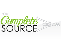 The Complete Source Logo Design