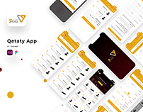 Qetaty App Design