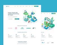 Kleene - SaaS Website Design