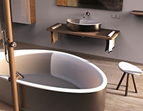Vela - Bathroom Concept