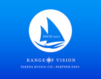 LOGO for Takeda partners day RUSSIA Sochi 2017