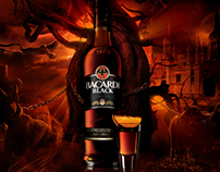 Bacardi - 3D-modeling and visualization