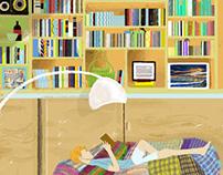 Reading & Comfort