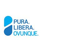 Public Water | branding