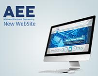 AEE - Advanced Electronic Engineering Website