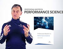 Promotional Video: Masters in Performance Science