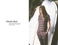 FUTURE FACE / ella at n model management edit.