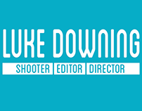 Luke Downing Showreel