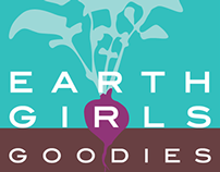 Earth Girls Goodies; Branding / Logo design