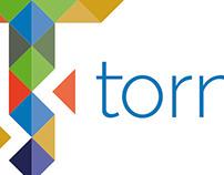 Tornos Logo Concept