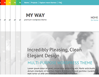 My Way Premium WordPress Theme