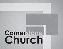 Corner Stone Church - Branding