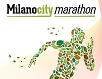 Posters for Milano City Marathon