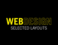Web Design layouts