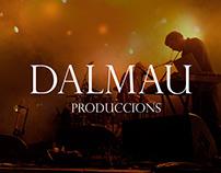 DALMAU produccions Identity
