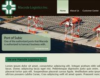 Macoda Logistics Website