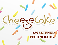 Cheesecake: Brand Design