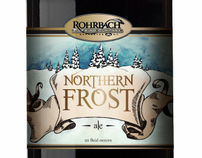 Rohrbach Winter Beer Label