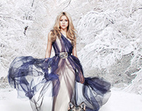 Proposal Shakira Vogue cover - Photoshop