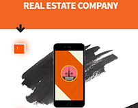 Real estate App Design