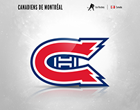 Montreal Canadiens | logo redesign