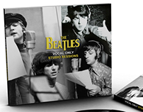 CD Packaging | The Beatles Vocal Only