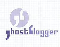 Ghostblogger Logo