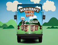 Ben & Jerry´s Core Tour