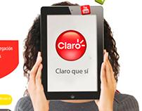 Claro Nicaragua (ANUNCIO)