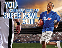 NFL Play 60 Thanksgiving and Super Bowl