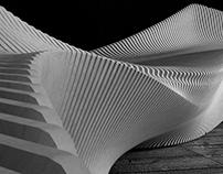 Furniture design | Parametric Bench