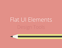 Flat UI Elements - Design Tools