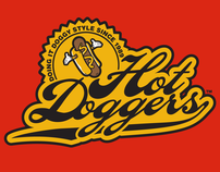 Hot Doggers (Logo/Logo Treatment)