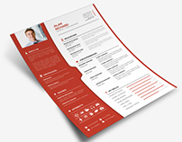 Creative Resume CV-Vol 1