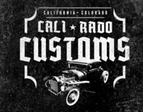 Cali-Rado Badge