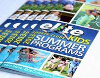 2013 Kids Summer Brochure